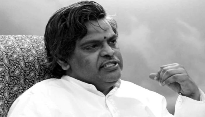 Telugu lyricist Sirivennela Seetharama Sastry conferred the Padma Shri