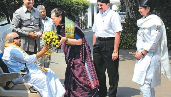 Nepotism or survival Why Karunanidhi chose family when it came to New Delhi