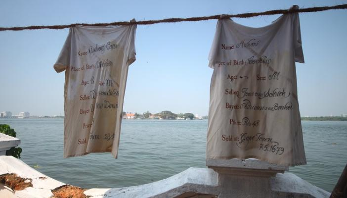 A brief history of slavery from Kochi to Cape Town at Kochi Biennale