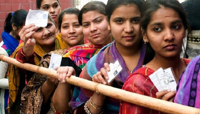 No state for women In Telangana women are conspicuously absent from political life