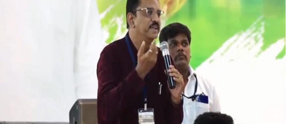 'Dream of a startup is shattered': TN entrepreneur tells Rahul Gandhi at MSME meet