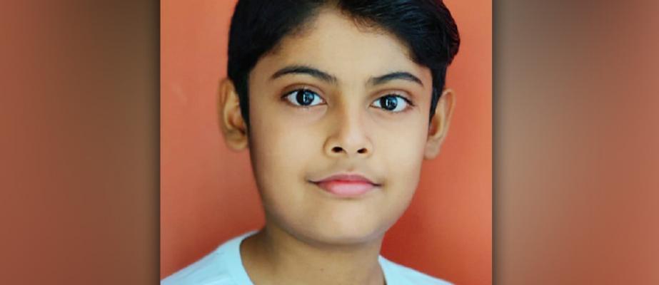 10-year-old wins Bal Puraskar for innovative game 'Corona Yuga'