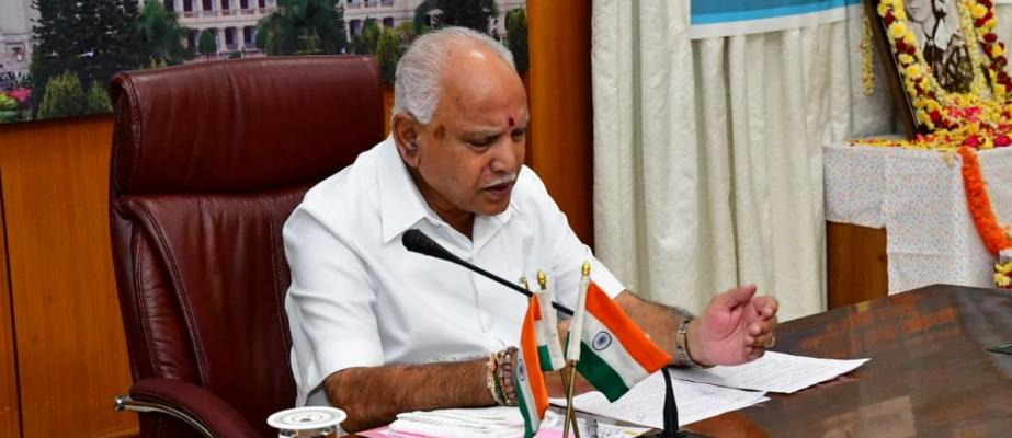 K'taka CM Yediyurappa thanks Centre for releasing long-pending GST dues of Rs 4,314 cr