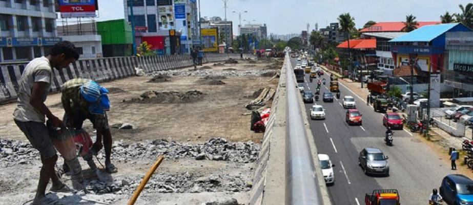 SC allows Kerala govt to demolish and reconstruct Palarivattom flyover