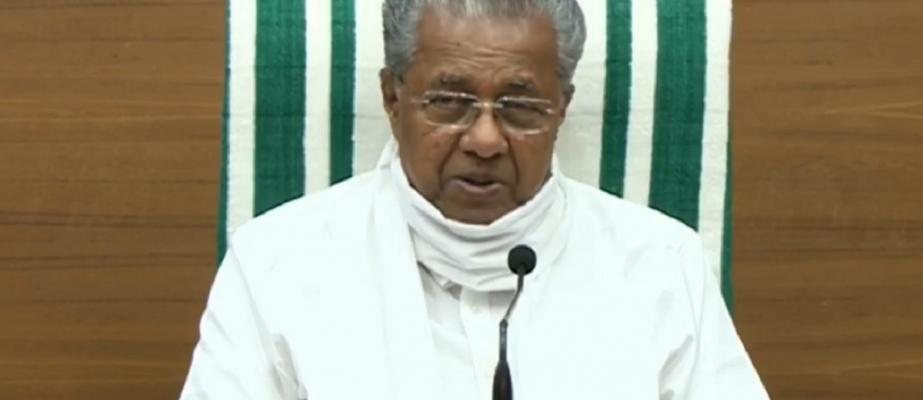COVID-19 transmission rate in Poonthura reducing: Kerala CM