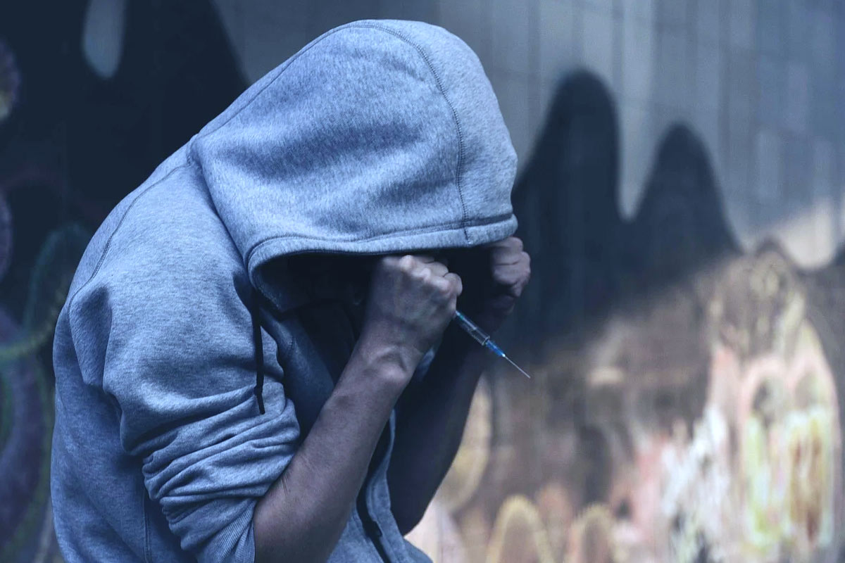 How Indias drug laws fail those with substance use disorder