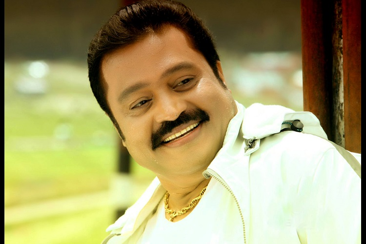 Malayalam actor Suresh Gopi joins BJP | The News Minute