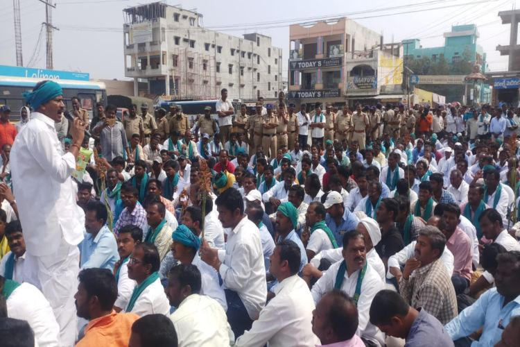 Ground report: Why 200-odd Telangana turmeric farmers are
