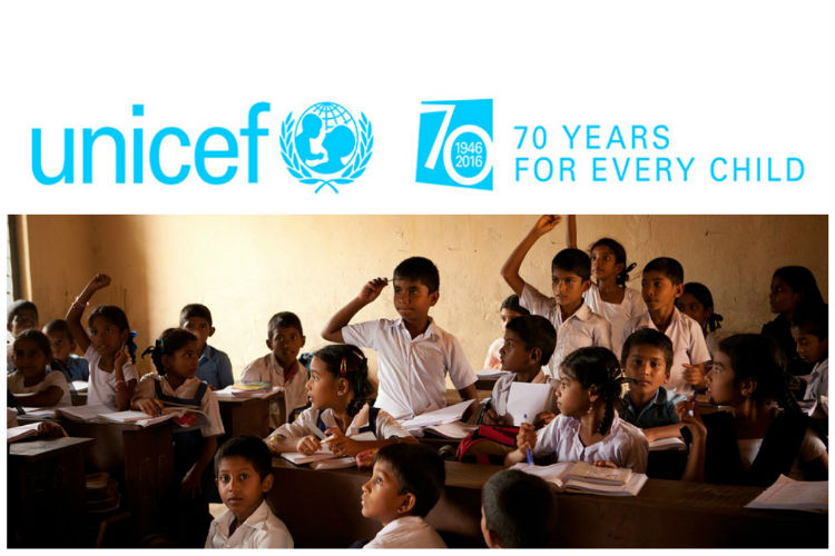 India is the largest supplier of vaccines and drugs to UNICEF
