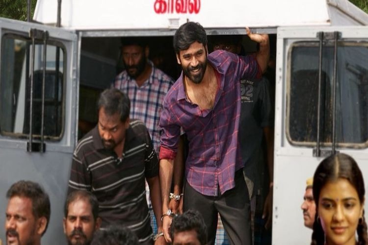'Vada Chennai' Tracklist Out, Including A Song By Dhanush