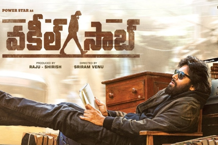 First Look Of Pawan Kalyan-Starrer 'Vakeel Saab' Revealed | The News Minute