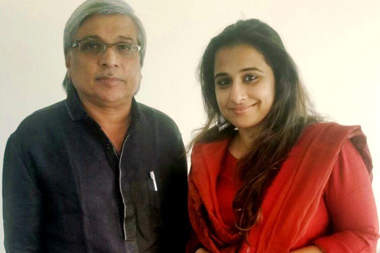 Vidya balan opts out of kamal's aami