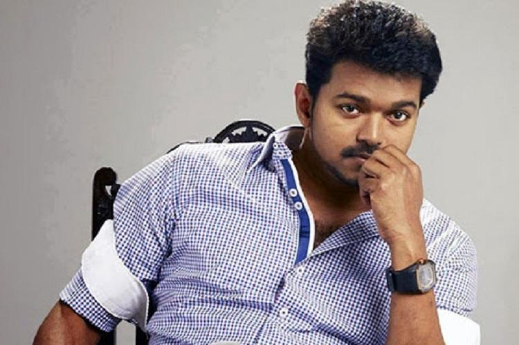 I-T department visits actor Vijay's residence again, denies that it is a raid thumbnail