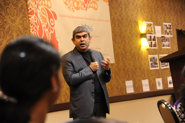 Former Infosys CEO Vishal Sikka joins Oracle's board of directors