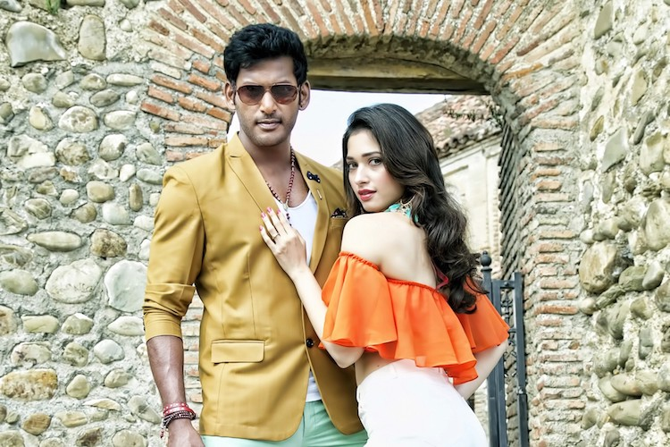 Tammannah roped in for Vishal's next with director Sundar C