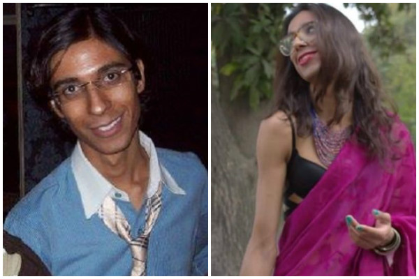 My experiments with the saree: pushing the boundaries of crossdressing