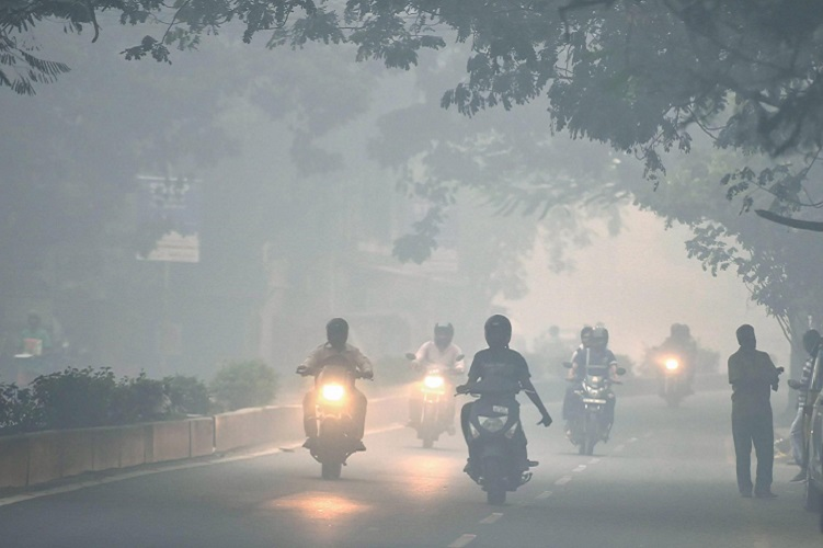 Hyderabad sees steep drop in temperature as cyclone hits Andhra