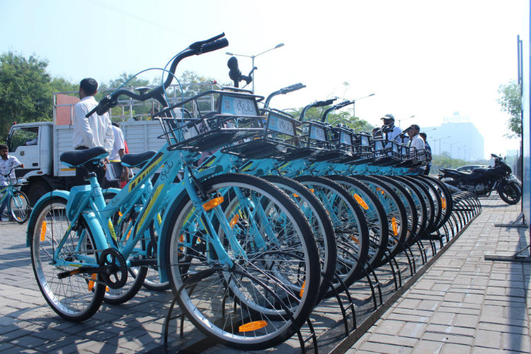 Bengaluru riders embrace cycle share despite govt delays in promised infrastructure